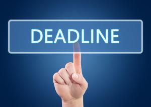 pointing to deadline time limit